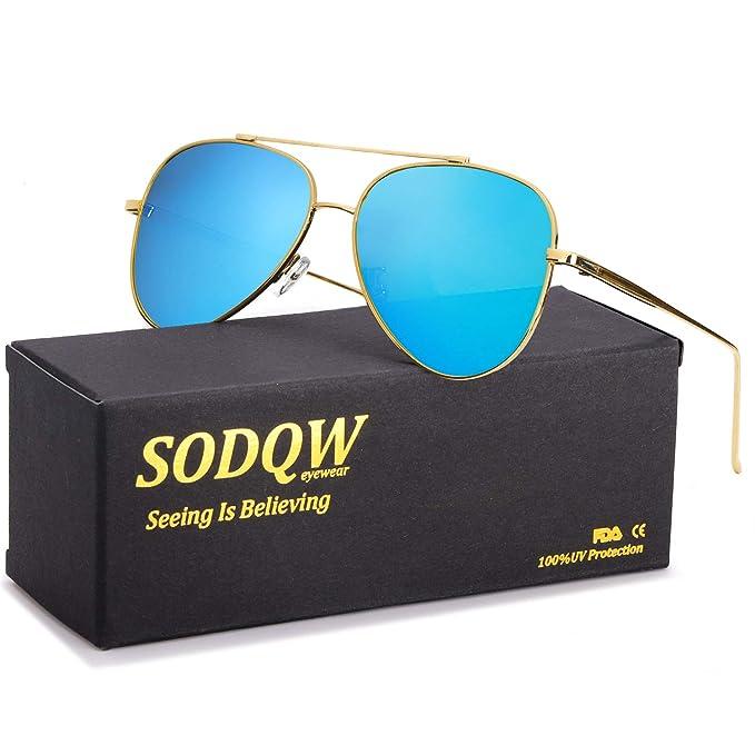 Amazon.com: SODQW - Gafas de sol polarizadas para mujer ...
