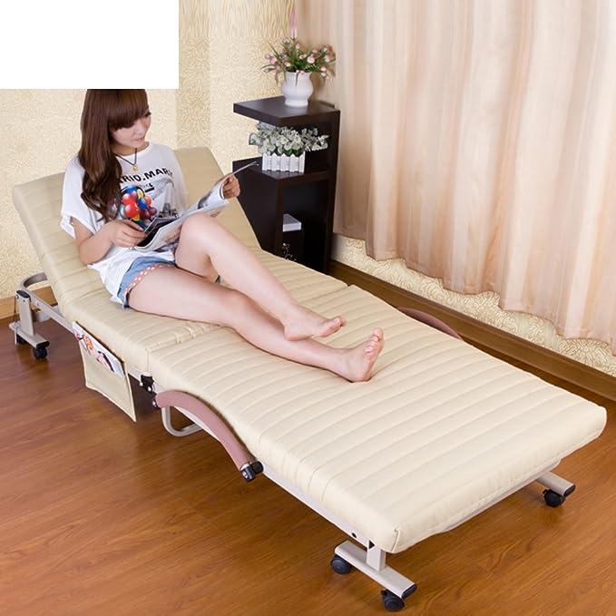 Lit Pliant/Lit Simple/Déjeuner De Bureau/Lit NAP/Lit Simple/Lit à La Maison/Lit éponge épaissé/Escort Bed-B