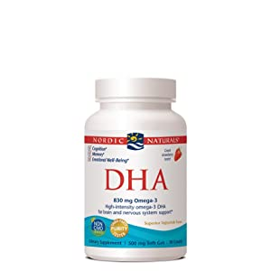 Best DHA Supplements 2017
