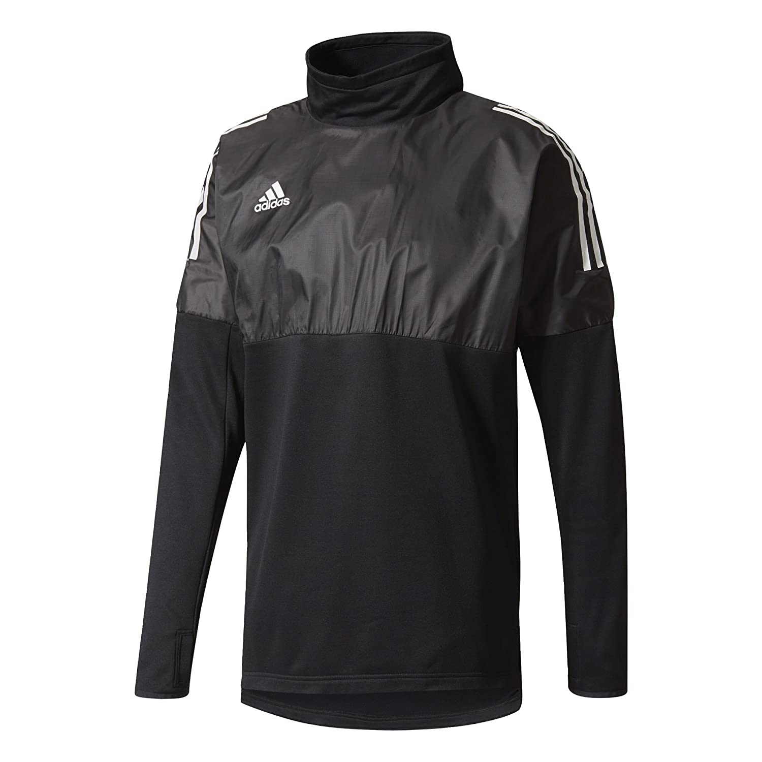 adidas T Shirt Urban Football SchwarzNeon Kinder | www