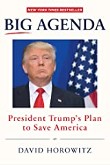 Big Agenda: President Trump's Plan to Save America Hardcover