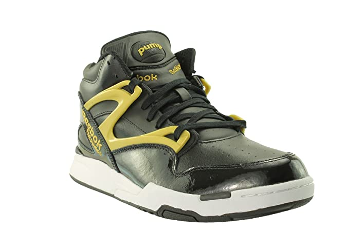 1c257753eb2a3f reebok pump omni lite mens hi top trainers V61438 sneakers shoes (uk 7.5 us  8.5 eu 41