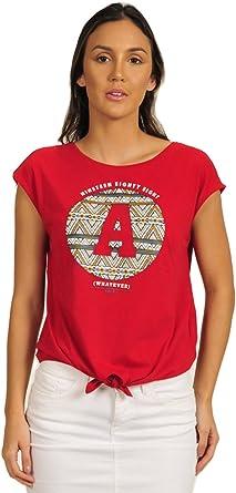 Springfield 1389629, Camiseta Para Mujer