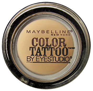 Amazon.com : Maybelline Color Tattoo Limited Edition ~ 255 Just ...