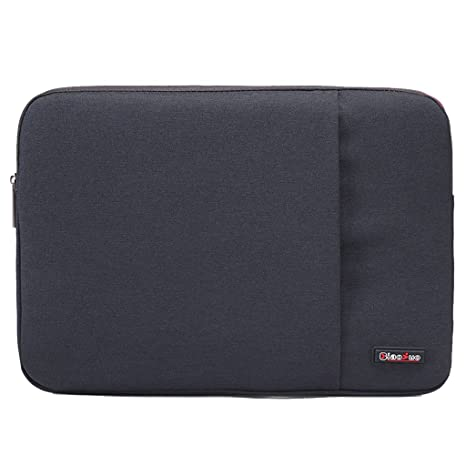 96a9c7f309 Sac Housse de Protection Sacoche PC Portable Ordinateur Cas De Transport  pour Macbook Air Pro - Noir, 13 Pouces: Amazon.fr: Informatique