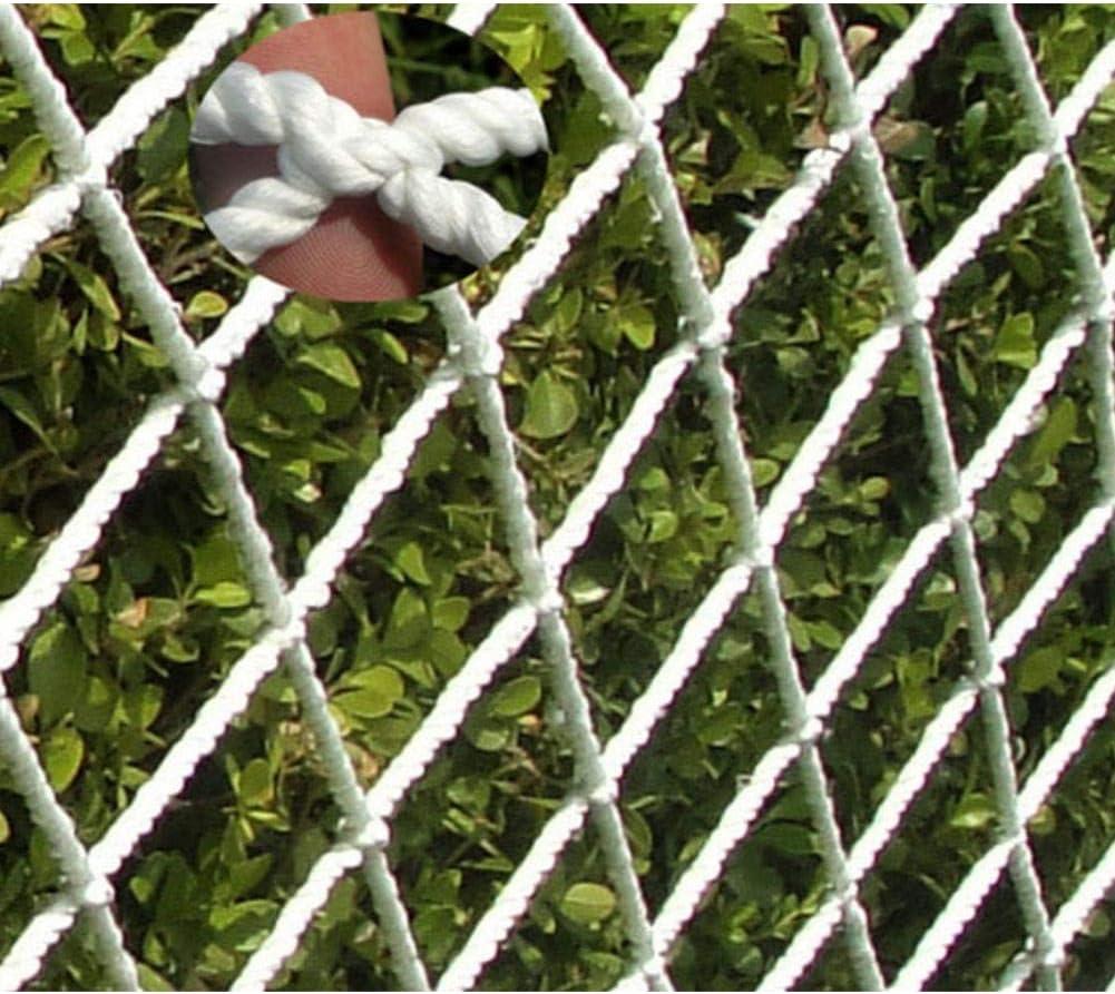 2,2 Meter Dauerhaftes Ladungs-Schutz-Netz mit Befestigungskabeln Flammhemmendes Anlagen-Kletternetz supertop F/ür Fahrzeug-Anh/änger-Netz-Beh/älter-Gitter-Sicherheitsnetz 1,5