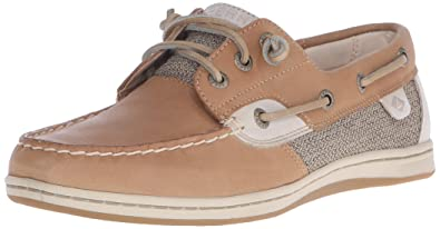 c0430d3489e0 Amazon.com | Sperry Top-Sider Women's Songfish Boat Shoe | Loafers ...