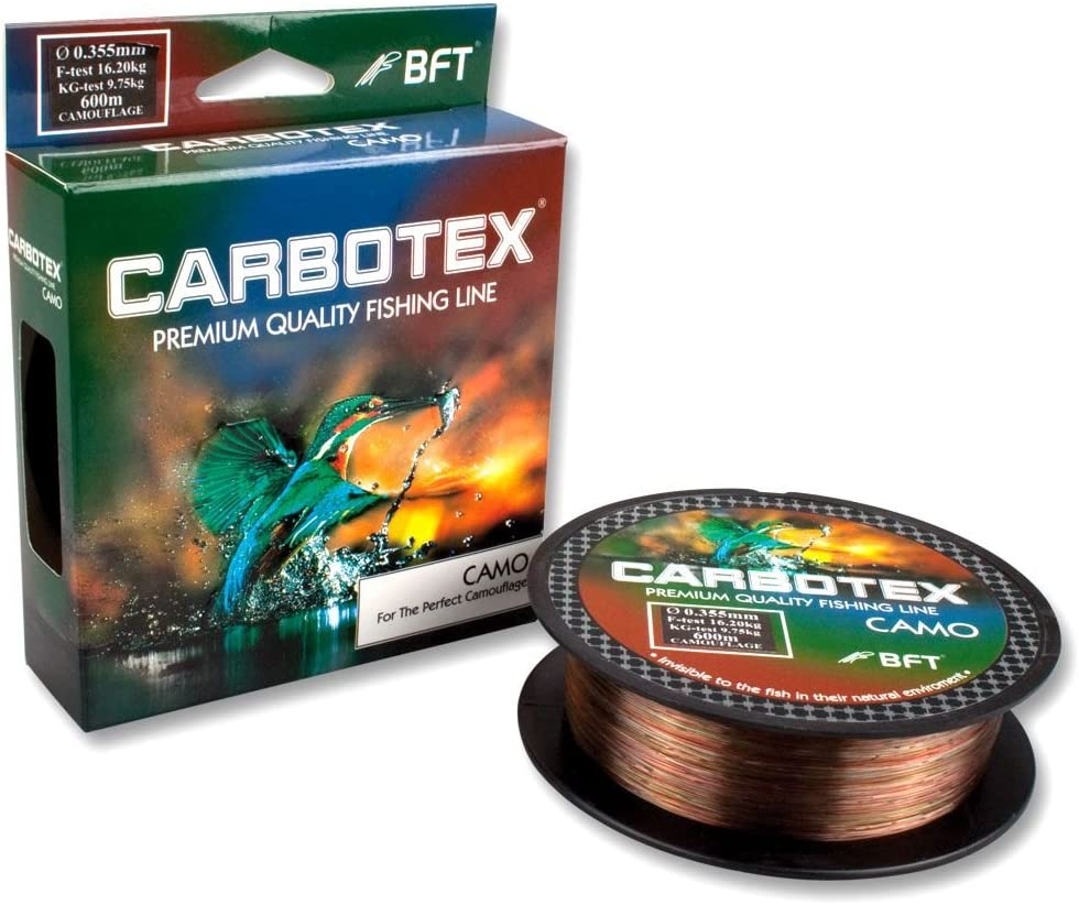 Carbotex/Camo Camouflage 600m 0,325mm