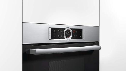 Bosch Serie 8 CDG634AS0 - Horno (Pequeño, Horno eléctrico, 38 L ...