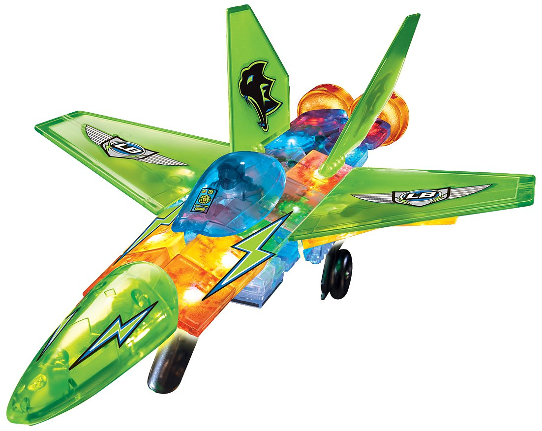 Lite Brix Super Jet Fighter by Lite Brix