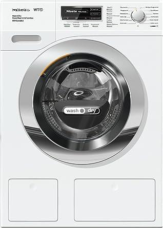 Miele WTH 730 WPM Waschtrockner - Waschmaschine 7 kg / mit Trockner 4 kg /  Energieklasse A / 896 kWh/Jahr / 1600 UpM / Automatische Dosierung / ...