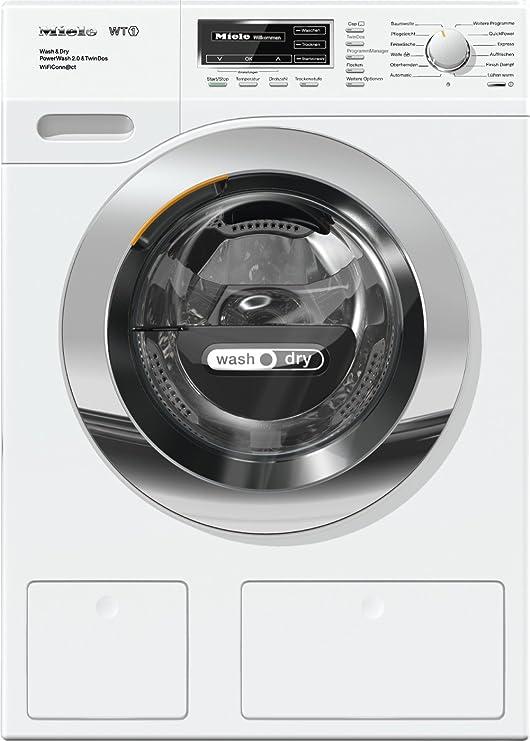 Miele WTH 730 WPM Waschtrockner - Waschmaschine 7 kg / mit Trockner 4 kg / Energieklasse A / 896 kWh/Jahr / 1600 UpM / Automa