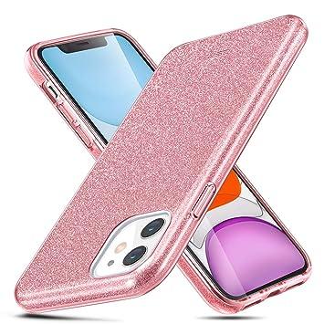 coque iphone 11 rose