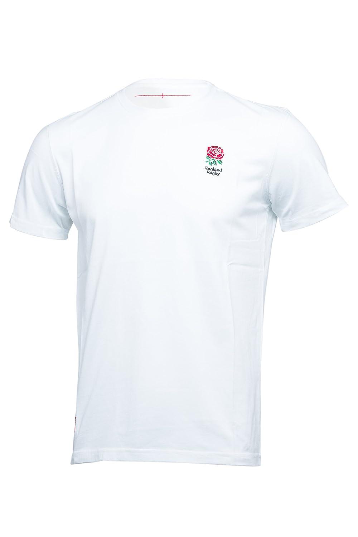 England Rugby England Classic Small Logo tee Camiseta, Hombre ...