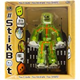 Stikbot Single Figure Pack - Green and Orange