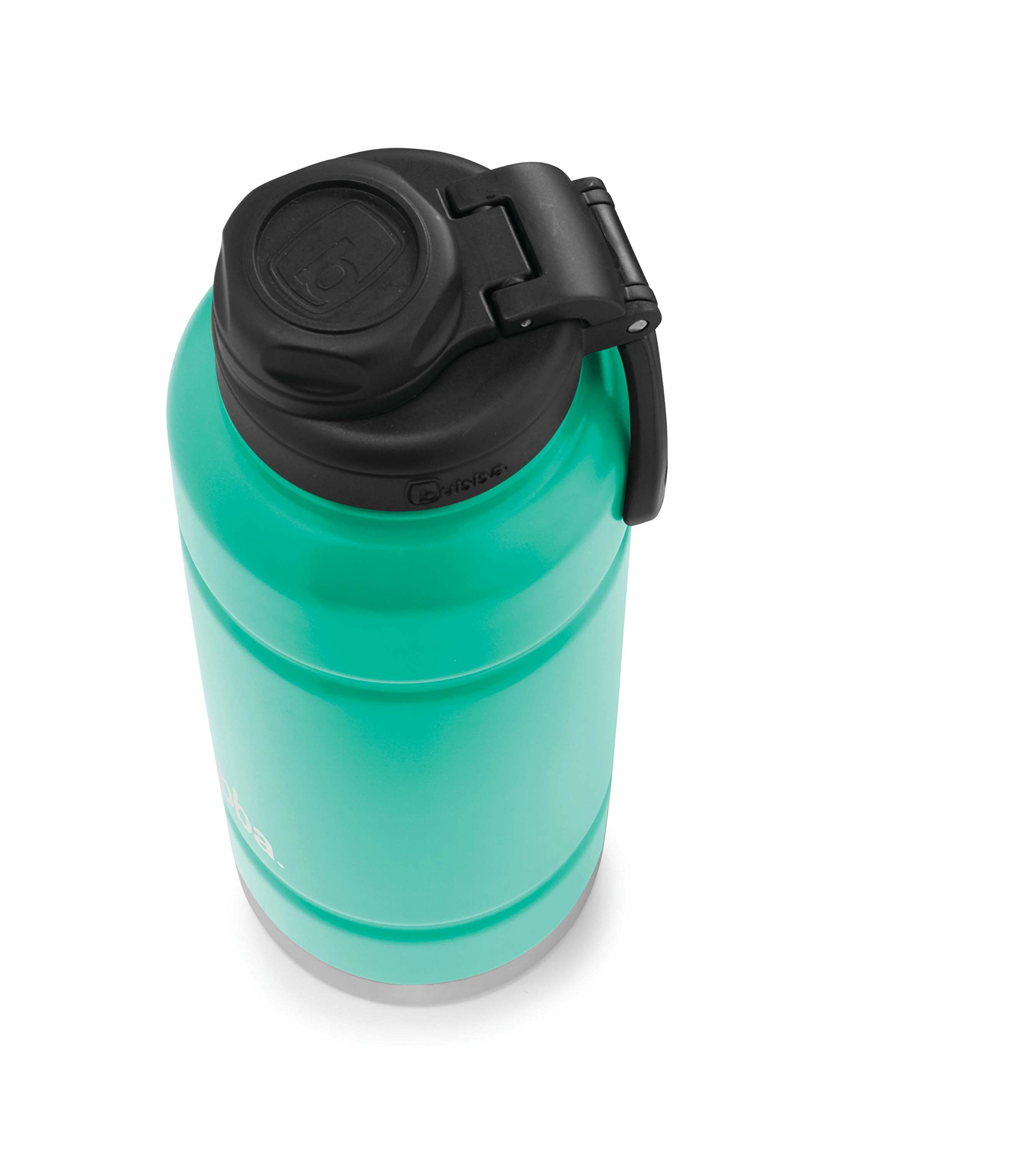 Bubba Trailblazer Vacuum-Insulated Stainless Steel Water Bottle, 40 oz, Rock Candy by bubba (Image #4)