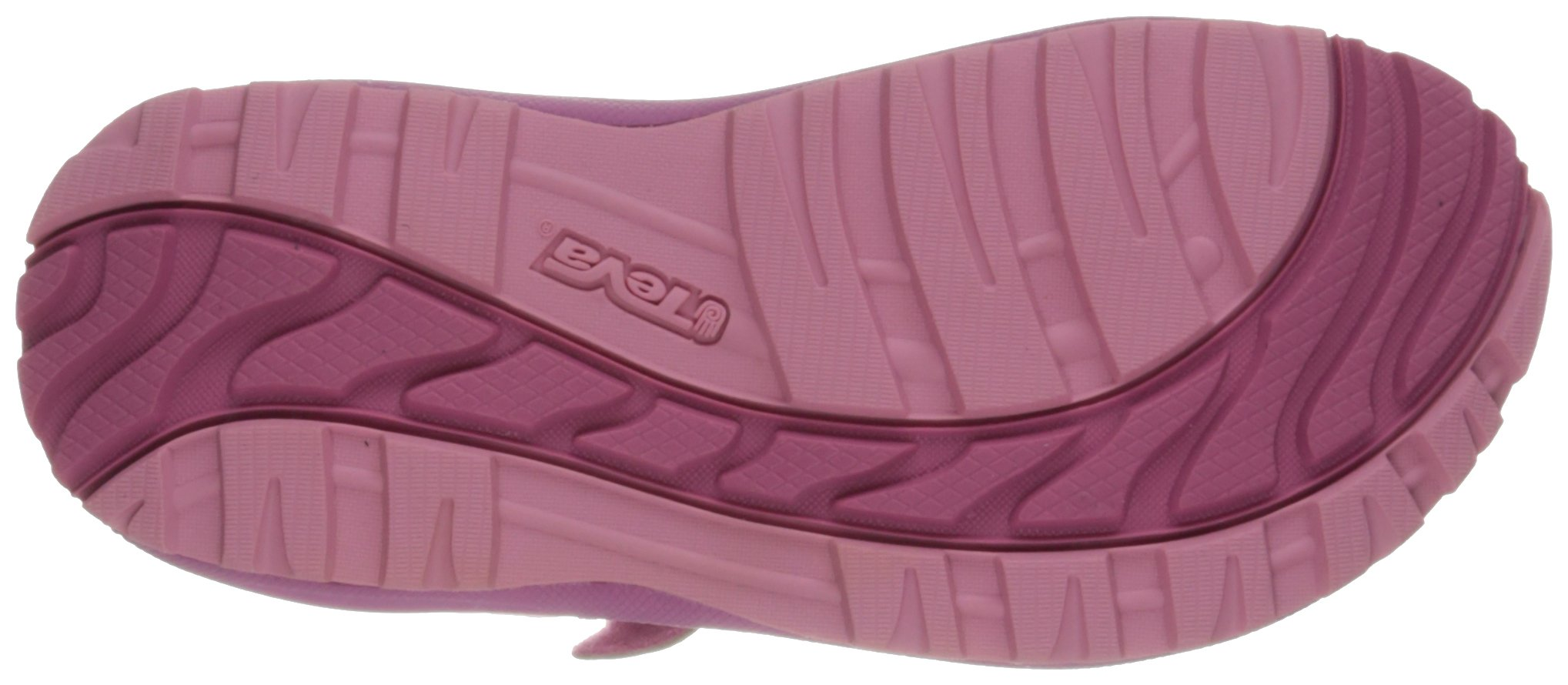 Teva Girls' Psyclone 4 Sandal, Pink, 1 M US Little Kid by Teva (Image #3)