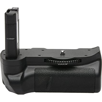 Vivitar Pro Serie Multi-Power - Empuñadura de batería para Nikon ...
