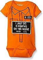 Sara Kety 9 Months On The Inside 0-6 Months Orange