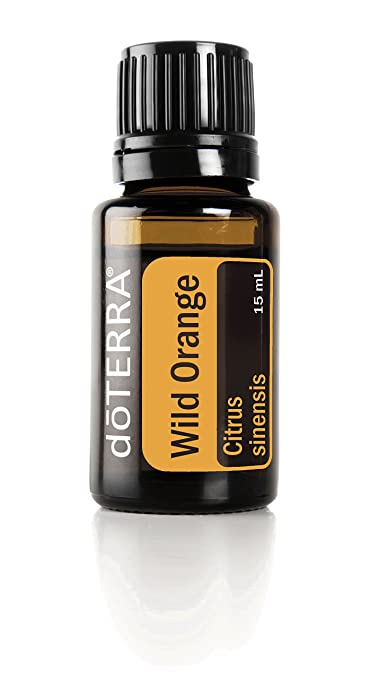 Essential oil of wild orange