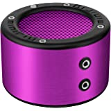 MINIRIG MINI Portable Rechargeable Bluetooth Speaker - 30 Hour Battery - Premium Stereo Sound - Purple