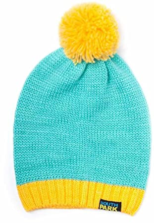 South Park Cartman Beanie (Blue  Yellow)  Amazon.ca  Toys   Games 3327df4b36a