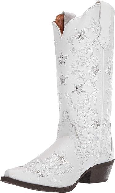Laredo Western Boots Womens Lucky Star