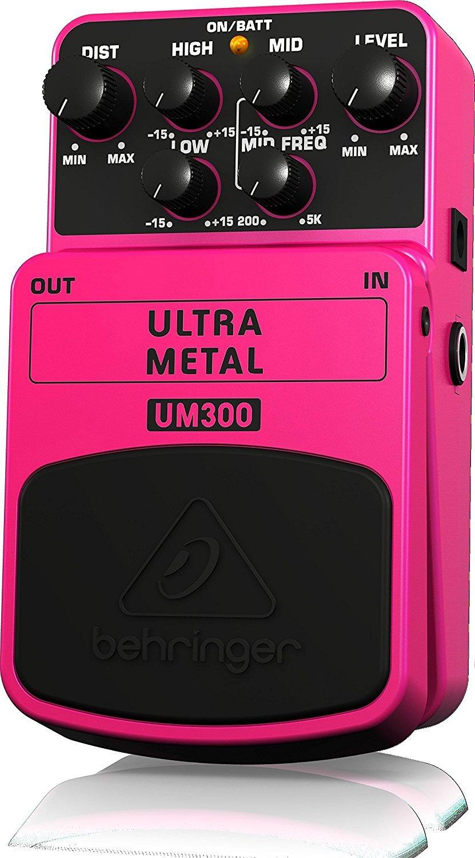 BEHRINGER ULTRA METAL UM300 (Limited Edition)