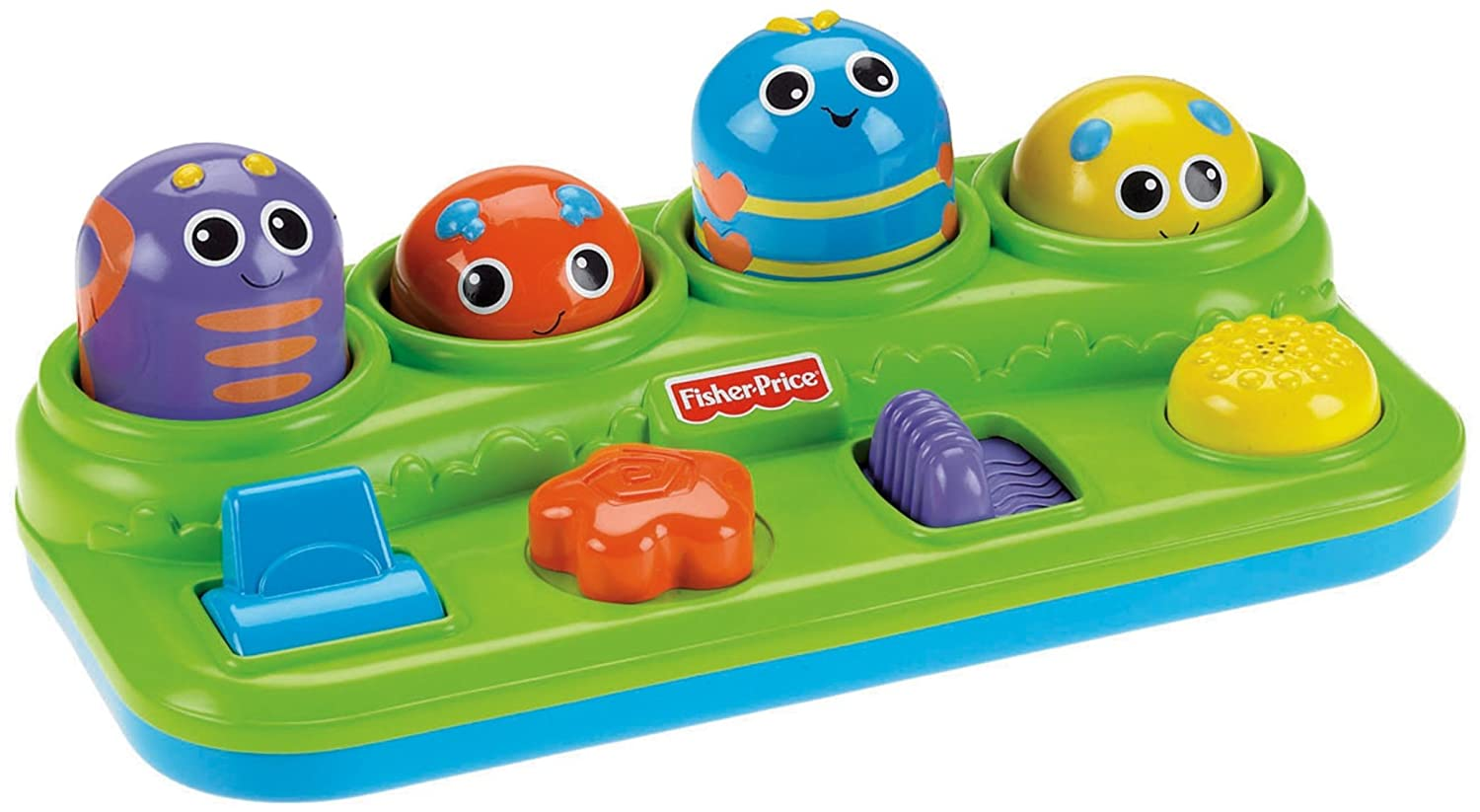 Buy Fisher-Price Brilliant Basics Boppin\' Activity Bugs Online at ...