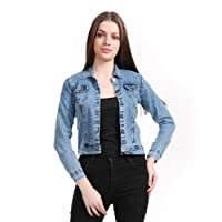 Girl's Shopping Women's Denim Jacket