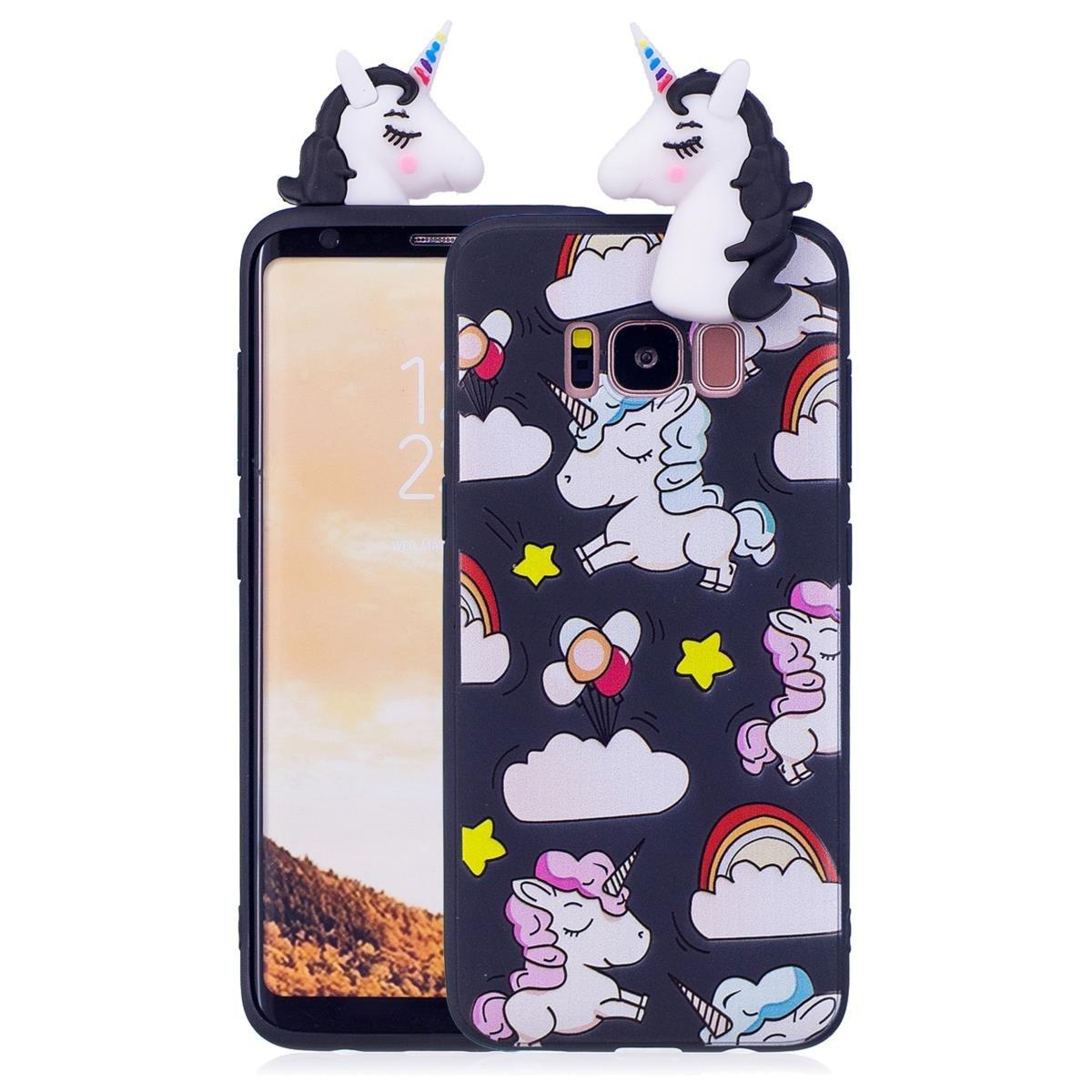 Samsung J530 Schutzh/ülle Hellrosa Muster Design Handy H/ülle f/ür Samsung Galaxy J5 2017 // J530 Samsung Galaxy J5 2017 H/ülle 3D Einhorn Ultra D/ünn TPU Weich Silikon Handycover Schale