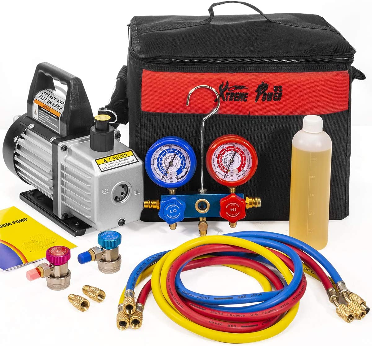 XtremepowerUS A/C Refrigeration Kit