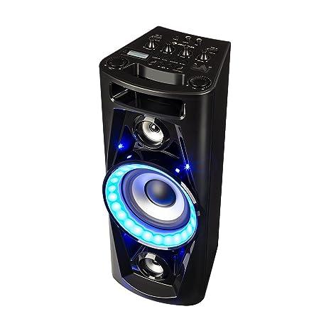 auna PPS 35 • Systema de audio • Altavoces • Subwoofer 14 cm • 40 W