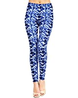 VIV Collection Best Selling Printed Brushed Leggings Plus Size (L - XXL) Listing 3