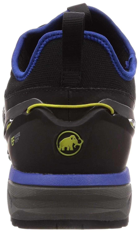 Mammut Alnasca Knit Low Zapatillas de Senderismo para Hombre