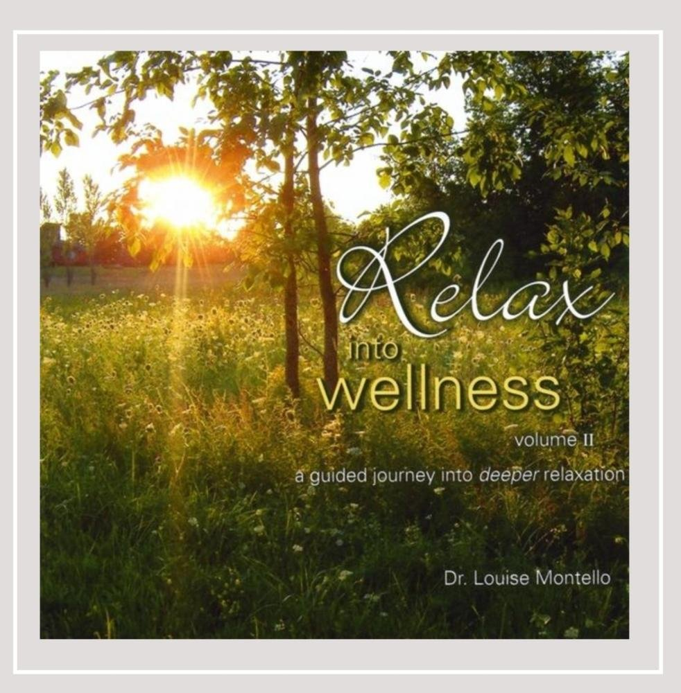 Relax Into Wellness Dealing full price reduction 2 Vol. List price