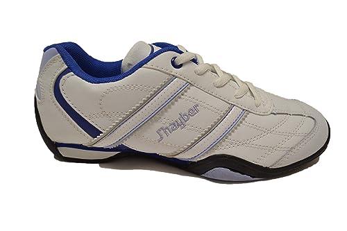 JHayber Wed - Zapatillas Deportivas de Piel para Mujer (36)