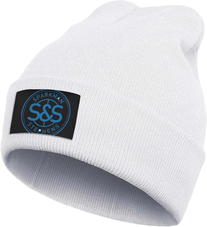 COOLGOOD Stark-Industries-Logo Mens Womens Stylish Knit Cap