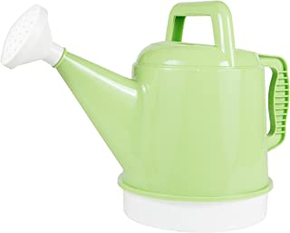 product image for Bloem Deluxe Watering Can, 2.5 Gallon, Honey Dew (DWC2-25)