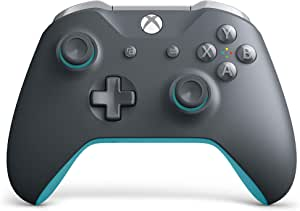 Xbox One Wireless Controller - Grey Blue
