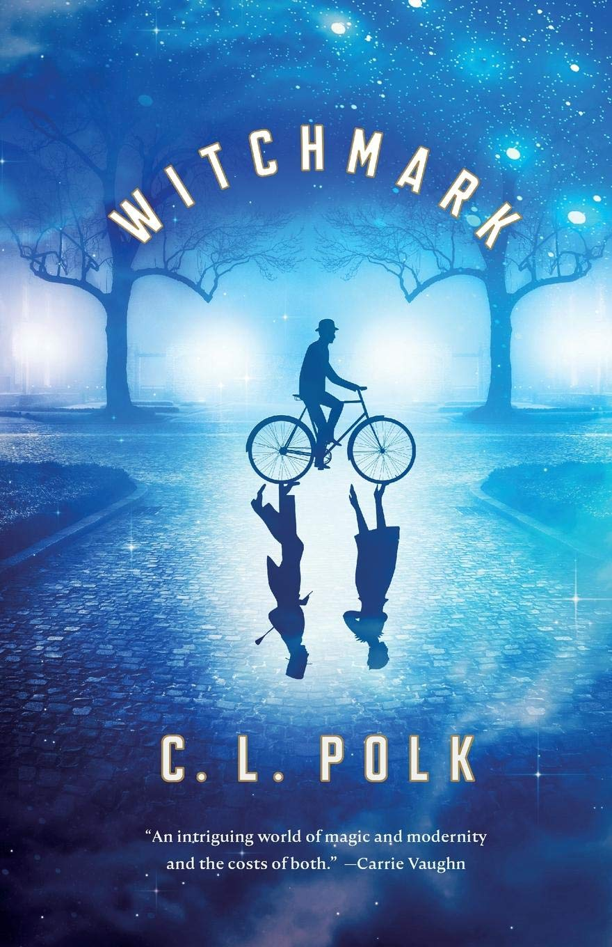 Witchmark (The Kingston Cycle) Paperback – June 19, 2018 C. L. Polk Tor.com 1250162688 Fantasy - Epic
