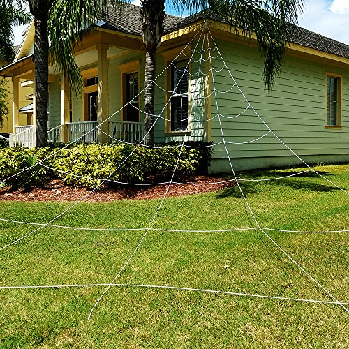 Colonel Pickles Novelties Halloween Decorations - Giant Spider