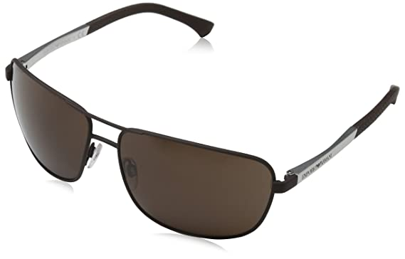 22d490056acf Image Unavailable. Image not available for. Colour  Emporio Armani EA 2033  Sunglasses ...