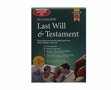 Lawpack last will and testament pack amazon office products lawpack last will and testament pack solutioingenieria Gallery