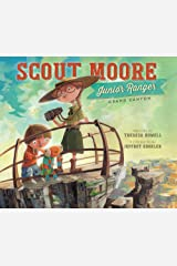 Scout Moore: Junior Ranger, Grand Canyon Hardcover