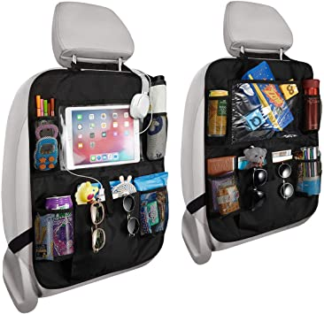 Reserwa Car Backseat Organizer - Eco-Friendly Car Back Seat Organizer