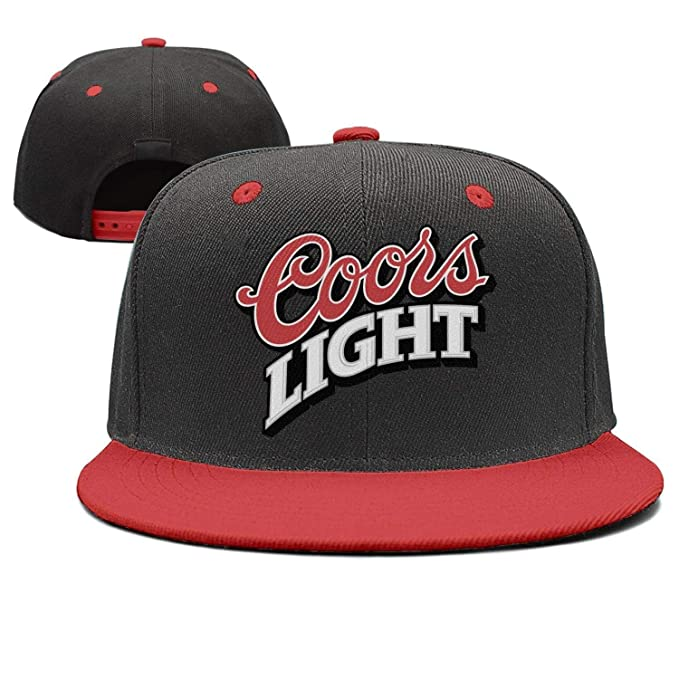 ae544cf82b39a iorty rtty Cap Adjustable Unisex Coors-Light-Good-Beer- Street Dancing  Visor Hats at Amazon Men s Clothing store