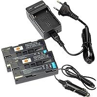 DSTE 2-Pieza Repuesto Batería y DC39E Viaje Cargador kit para Samsung SB-L160 SC-L520 L530 L550 L600 L610 L630 L650 L700 L710 L750 L770 L810 L860 L870 L901 L903 L906 L907 W61 W62 W71 W73 W80 W87 W97