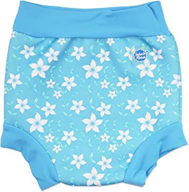 Splash About Happy Nappy Royal Blue Lagoon Small