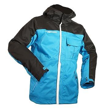 Ziener Sund svall 11/12 - Chaqueta de esquí snowboard Chaqueta (114254), hombre, 594 Methyl Blue: Amazon.es: Deportes y aire libre